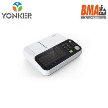 Yonker 3 Channel Electrocardiograph ECG-3