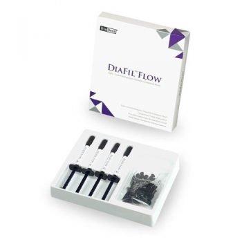 DiaFil Flow (Light Cure Flowable Restorative Composite Resin)
