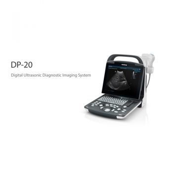 MINDRAY DP-20 Portable Ultrasound with Convex Probe