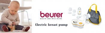 Beurer BY 60 electric breast pump