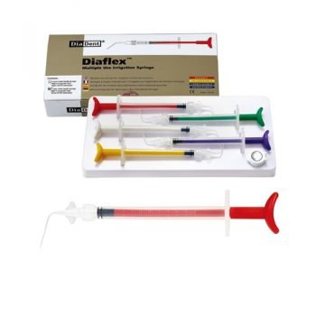 Diaflex Irrigation Syringe For Root Canal