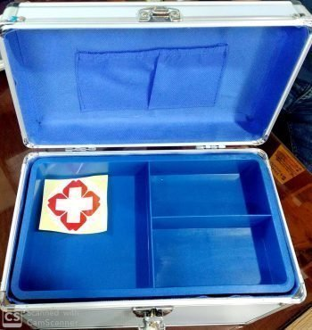First Aid Kit Lockable First Aid Box