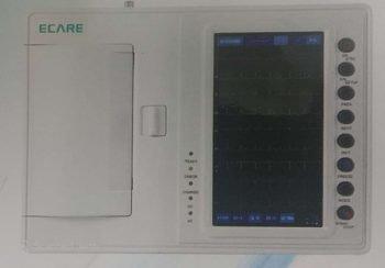 6 Channel ECG Machine- ECG-606A