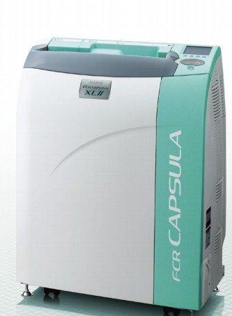 Fuji CR Capsula XL II With Thermal Printer