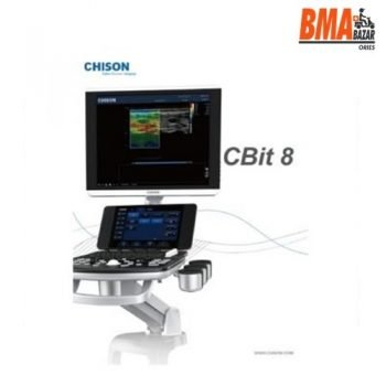Chison CBit 8 Color Doppler Machine With Touch Panel