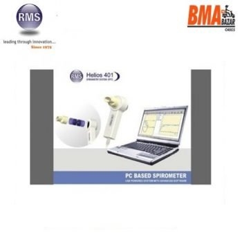 HELIOS 401 (PC based Spirometer) without laptop
