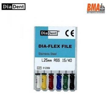 Dia-Flex file K endodontic DiaDent Group