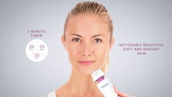 Beurer FC 95 Pureo Deep Cleansing Facial Brush