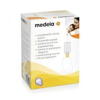 Medela Starter SNS Supplemental Nursing System Brest Feeding 80ml