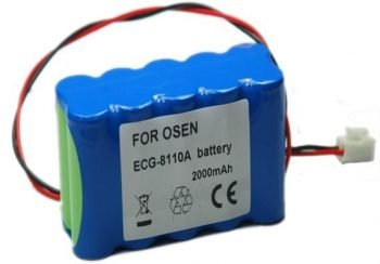 ECG Replacement Battery ECG-8110A