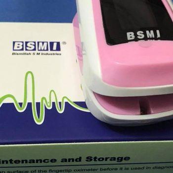 BSMI Finger Pluse Oximeter