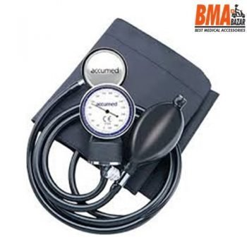 Accumed Sphygmomanometer With Stethoscope