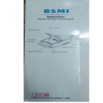 BSMI Piston Driven Compressor Nebulizer