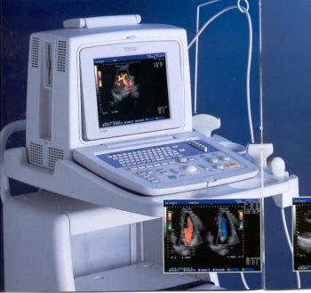 Ultrasound Machine FUKUDA UF 750-XT