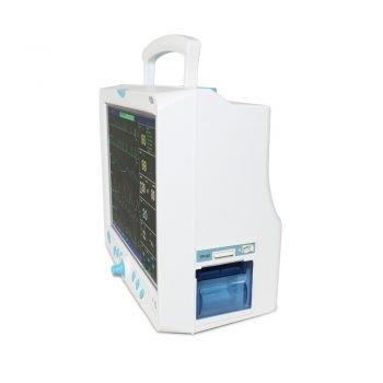Uploaded ToContec CMS9000 6 Parameter 12'' Patient Monitor-SPO2,PR,NIBP,RESP,TEMP,ECG w/ Printer