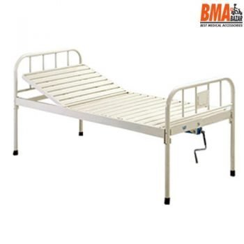 One Crank Patient Care Bed
