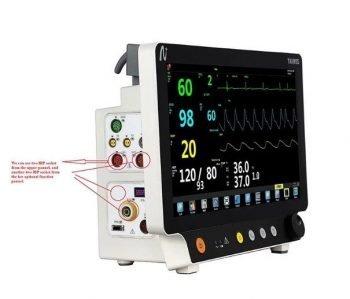 Northern Meditech Venus Critical Care Patient Monitor