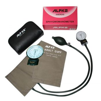 ALPK2 Blood Pressure Monitor Original Japan