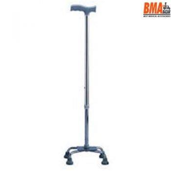Walking Stick Quadripod Standard (Best Quality)