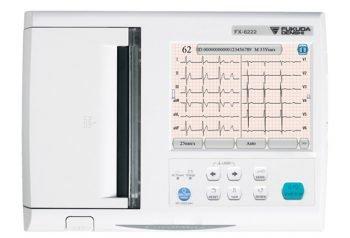 Fukuda Cardimax FX-8222 ECG Machine