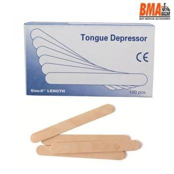 Tongue Depressor – Wood (100pc)