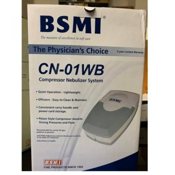 BSMI PHYSICIAN'S CHOICE NEBULIZER