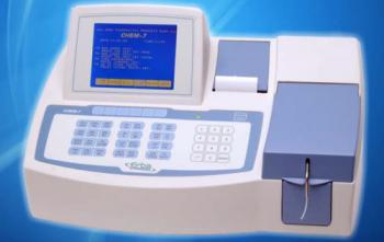 CHEM-7 Laboratory Equipment Digital Semi-Auto Biochemistry Analyzer