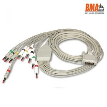 10 Leads ECG Cable For Hospital