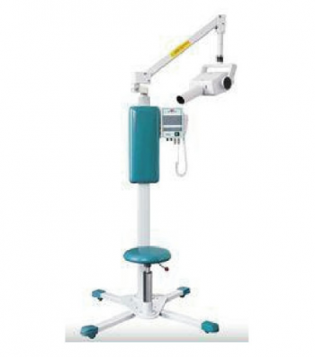 JYF-10D NEW Machine With Stand Rack and Stool Dental X-ray Unit