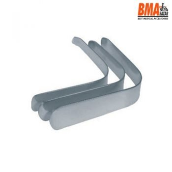 Tongue Depressor- L Shape Stainless Steel