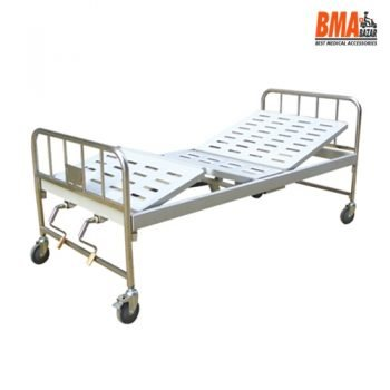 Two Crank Patient Care Bed