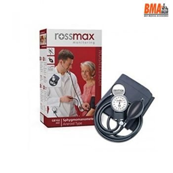 RossMax BP Machine with Stethoscope