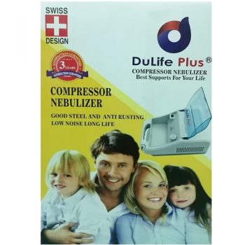 DuLife Plus Compressor Nebulizer Machine DM 786