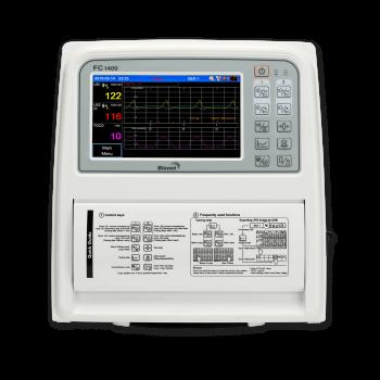 Fetal Monitor (CTG Machine) For Twin Fetuses FC1400