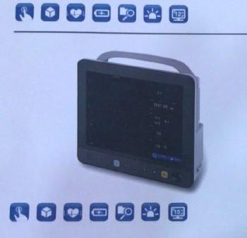 Yonker Multi-Parameter Patient Monitor IE-15