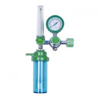 Wall-Mounted Medical Oxygen Regulator Flow Meter