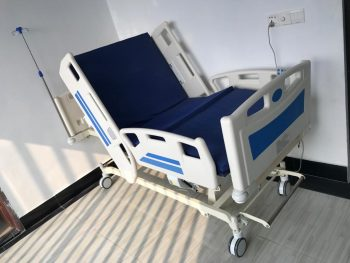 Six Function ICU Electrical Hospital Bed