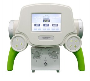 General 500ma Radiographic System HF-525 PLUS