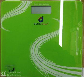 Dulife Digital Glass Scale
