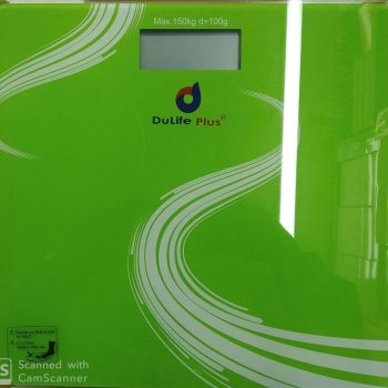 Dulife Digital Glass Scale