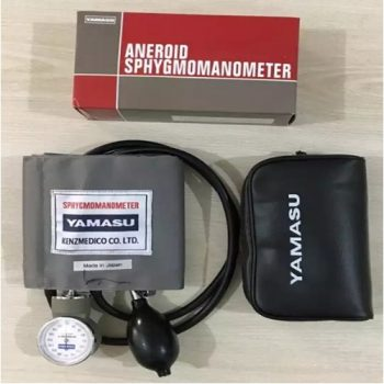 Aneroid Sphygmomanometer Manual Blood Pressure Machine