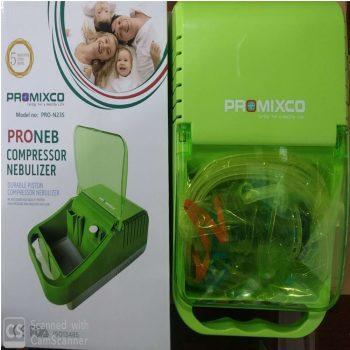 Promixco Pro-N235 Compressor Nebulizer