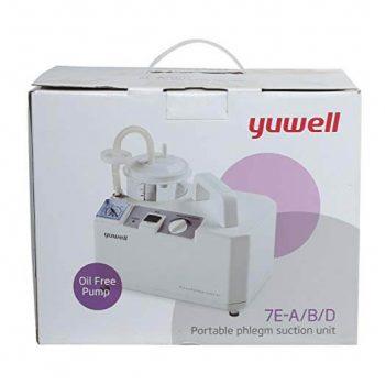 Yuwell 7E-A Medical Electric Sputum Phlegm Suction Pump