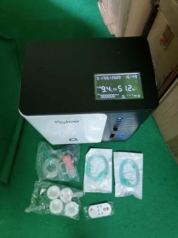 Oxygen Concentrator With Nebulizer 10 L/Min)