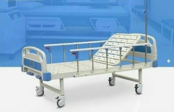 High Quality One Crank Hospital Bed