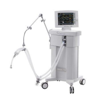 Siare Siaretron 4000 ICU Intensive Care Ventilator, Italy