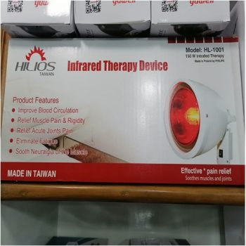 Hilios Infrared Therapy Device HL-1001