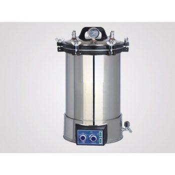 Portable Pressure Stream Sterilizer TR-280BH