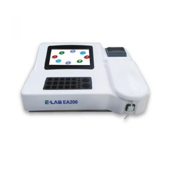 EA-200, Biochemistry Analyzer With Coagulation
