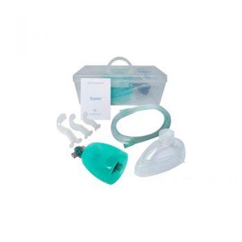 Silicone Resuscitator Ambu Bag, Topster Taiwan